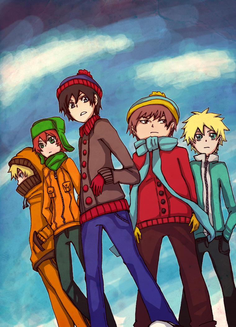 South Park by nyuhatter