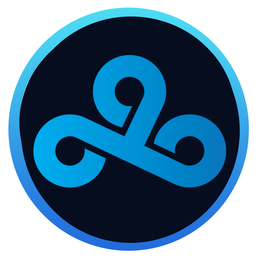 logo cloud9 iosversion by akiruuu on deviantart