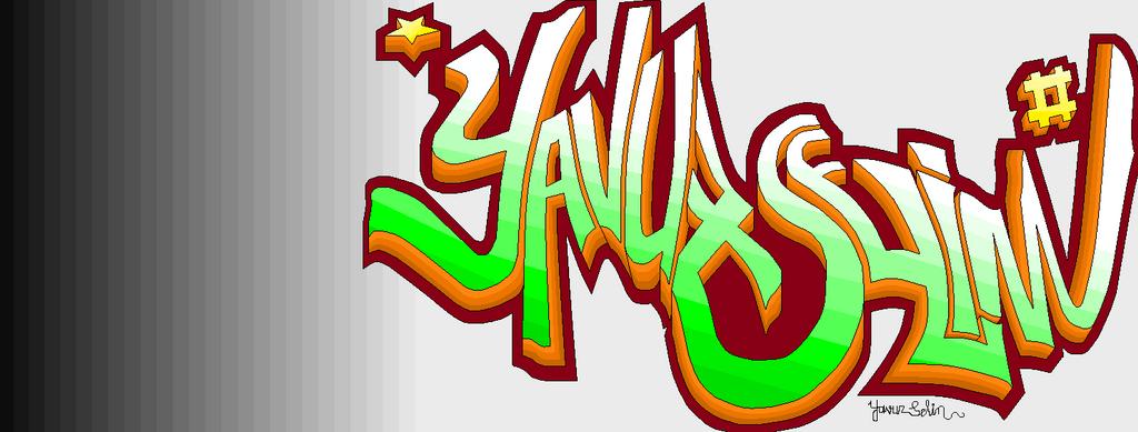 Yavuz Selim second graffiti drawing. by YavuzSelim07