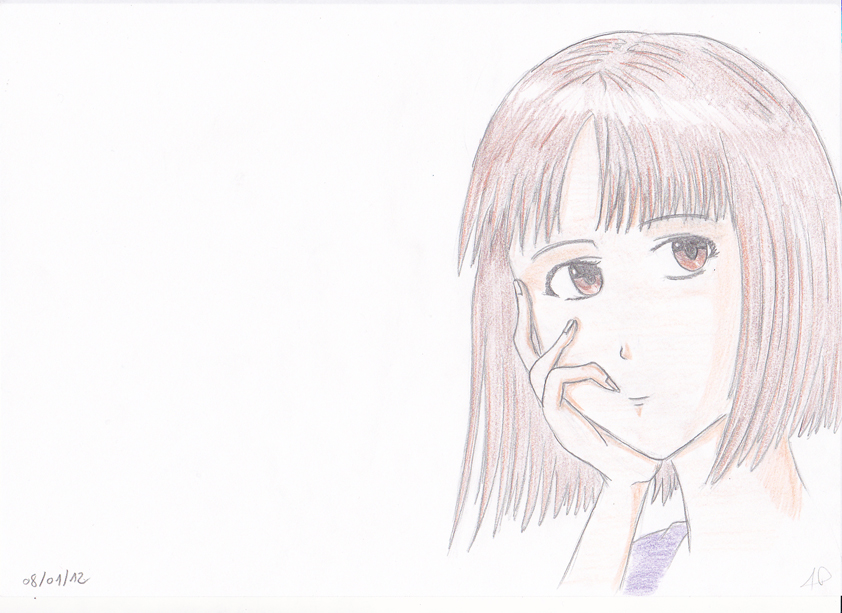 Eiko Portrait