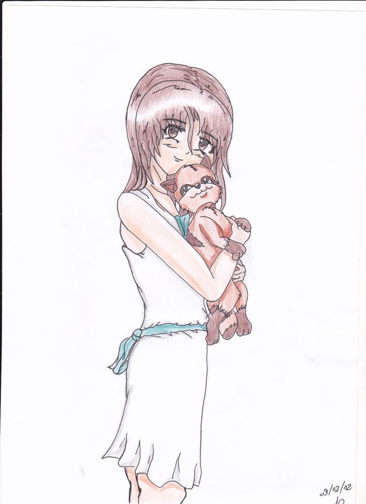 Yoshiko and tantan by manga-DH