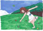 Yoshiko Plaine by manga-DH