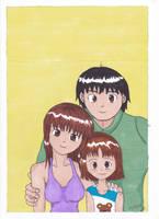 Famille Souvenir by manga-DH