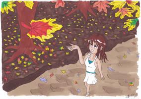 Automne Yoshiko by manga-DH