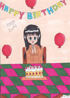 Lucie 15ans by manga-DH