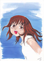 Yoshiko Ete14 by manga-DH