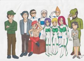 Spasiteam by manga-DH