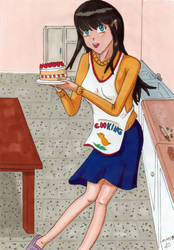 Lucie20ans by manga-DH