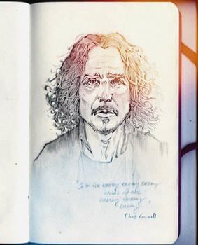tribute to Chris Cornell