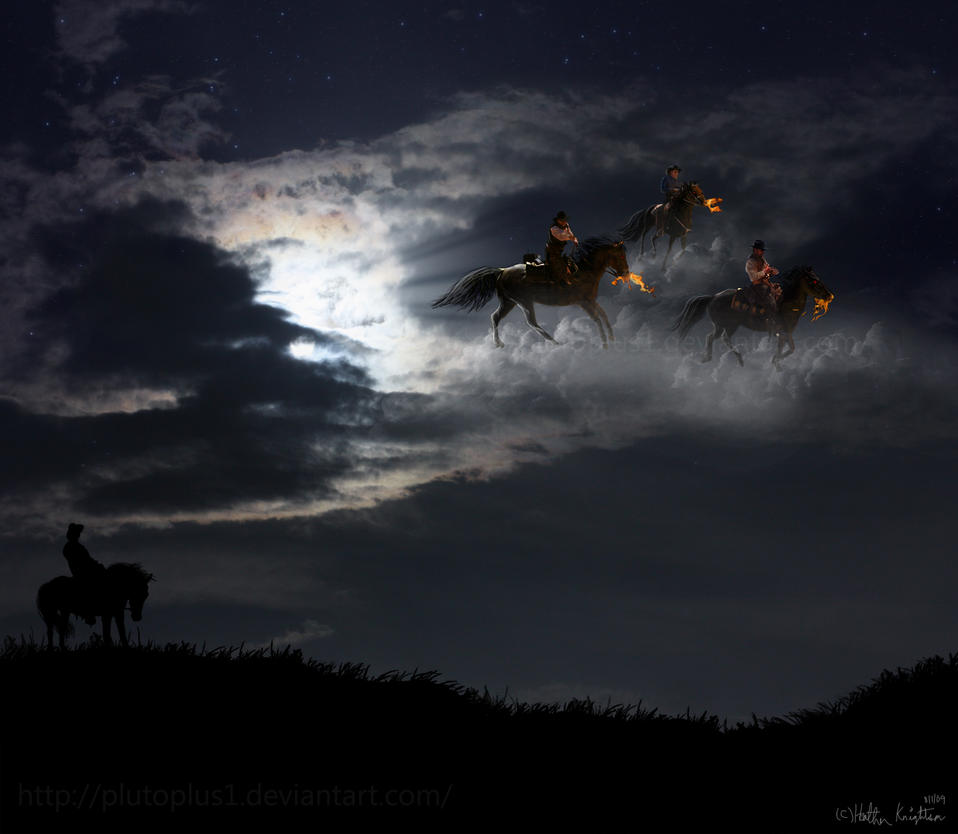 I Am A Rider Song Download: Ghost Riders In The Sky By Plutoplus1 On DeviantArt