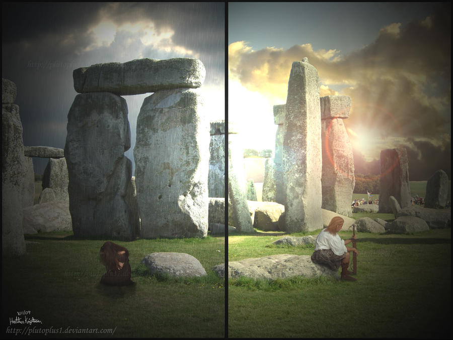 Separation - Outlander by plutoplus1