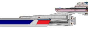 Star Trek Alpha - U.S.S. Discovery NCC-1031