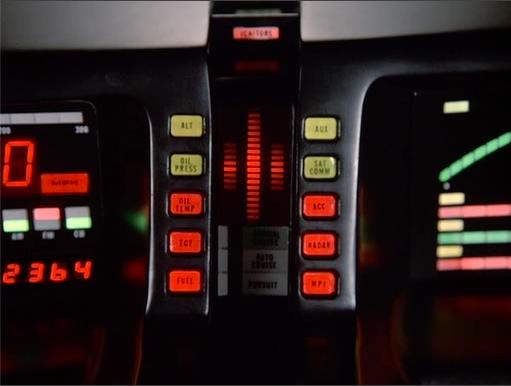 Knight Rider - KITT's Voice Box - 1 by OptimusV42 on DeviantArt