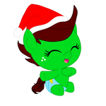 MLP Vector - MLP OC - Jungle Jewel (Baby) - 2