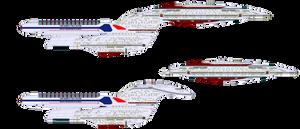 Star Trek Universe - USS Rarity NCC-93348