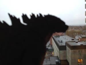 Godzilla, In Sweden
