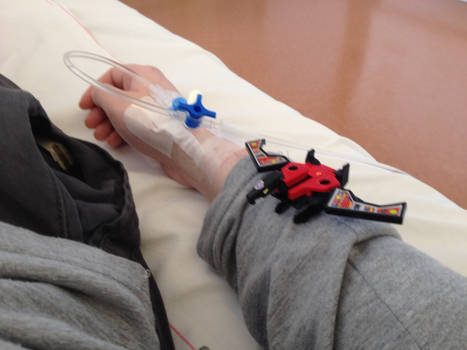 Me, At The Hospital (Laserbeak)