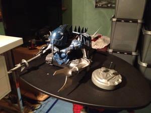 My Robot Wars RC Sir Killalot