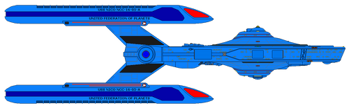 Star Trek Universe - USS Nico NCC-16-05-A by OptimusV42