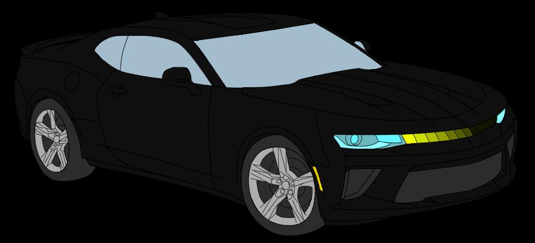 Knight Rider Reboot - KARR by OptimusV42 on DeviantArt