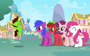 MLP - The Big Day Is Here! by OptimusV42