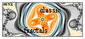 Classic Fractals Stamp 3 by Meztli72