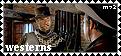 Westerns Stamp by Meztli72