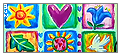 Cute Colorful Stamp [Round Two] by Meztli72