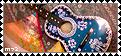 Guitar Stamp by Meztli72