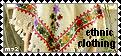 Ethnic Clothing Stamp by Meztli72