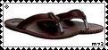 Sandals Stamp 2 by Meztli72