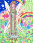 Fairy And Rainbows