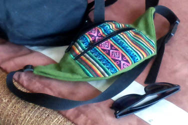 My Ethnic-Style Bag by Meztli72