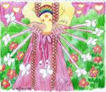 Like White Butterflies [Doodle] by Meztli72