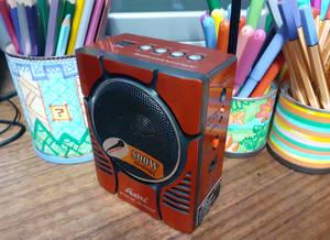 My New FM Receiver
