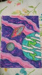 Intergalactic visters by thebalancer20