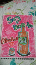 Say No to Alcohol by thebalancer20