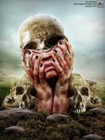 Skull by djaledit
