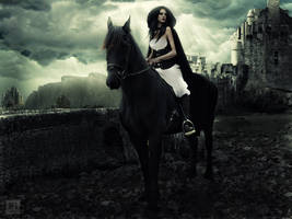 Dark quen by djaledit