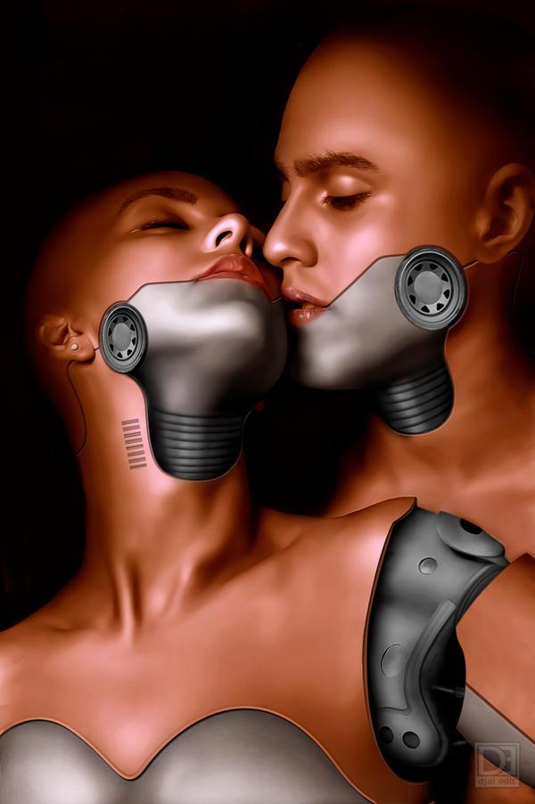 Lovers by djaledit