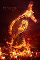 The Phoenix Queen by djaledit