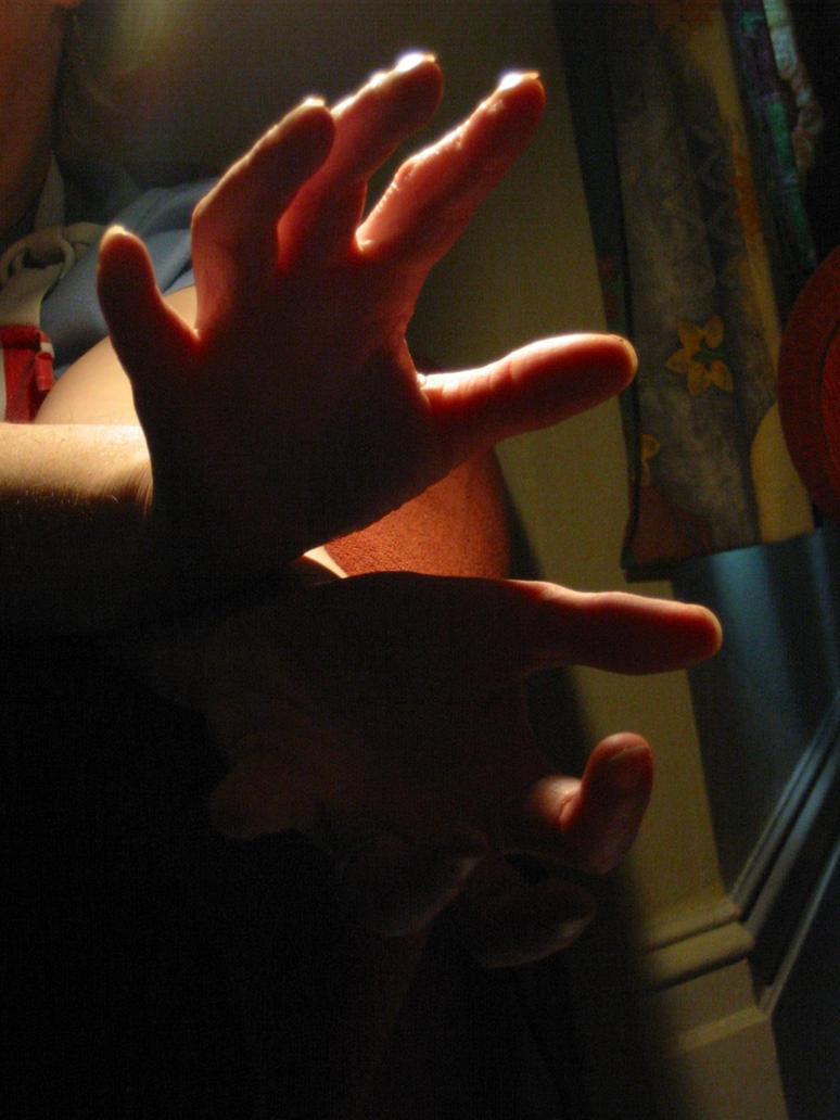 Hands 4 by Ginnyhaha-Stock