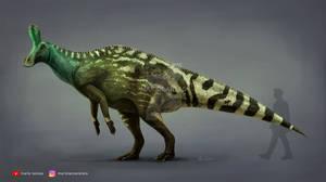 Tsintaosaurus 2020