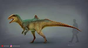 Concavenator corcovatus. 2021