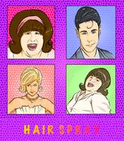 Hairspray by tetsuyayamatashi
