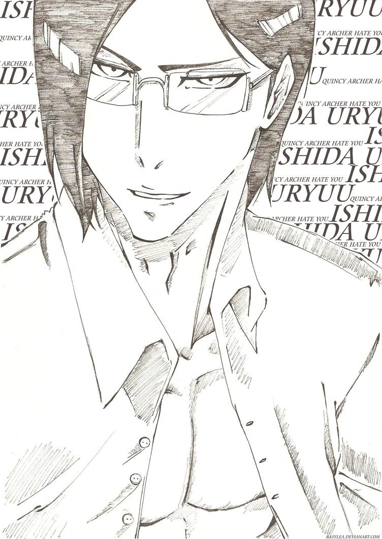Galeria Basi - Página 6 Ishida_uryuu_by_basylea-d4sjfgp
