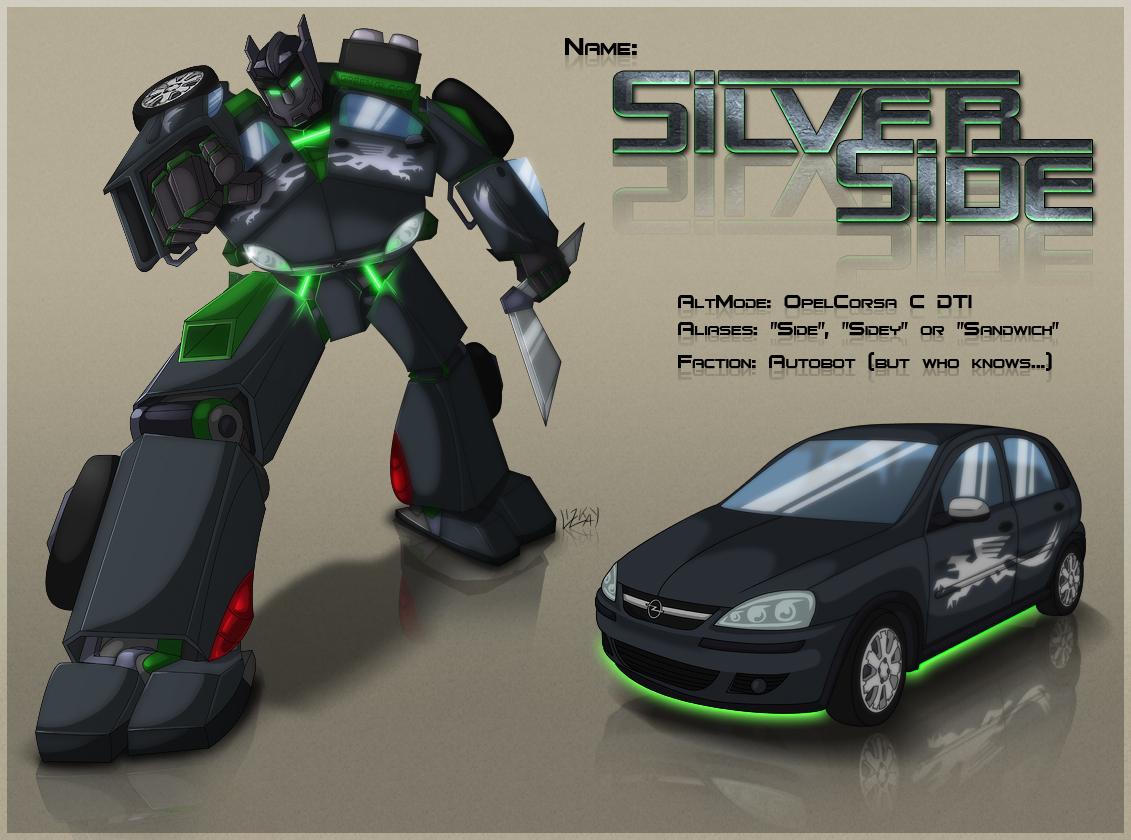 TF - SilverSide StyleSheet by Lizkay