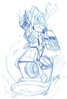 TF - Geekay Sketch by Lizkay