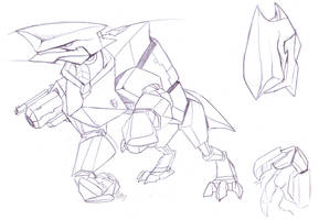 TF - LeapLine Concept Sketch by Lizkay