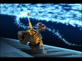 Wall-e by Lizkay